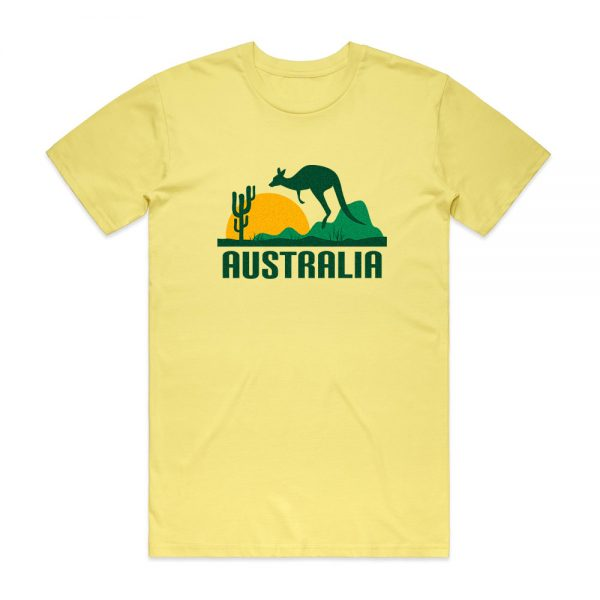Australia t-shirt for men