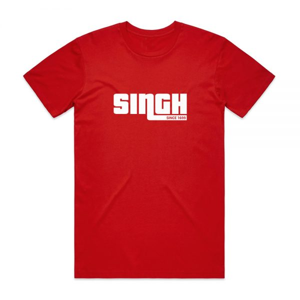 Singh t-shirt for men