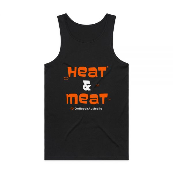 Outback Australia singlet for men