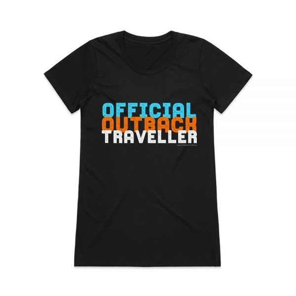 Australia outback t-shirt for women